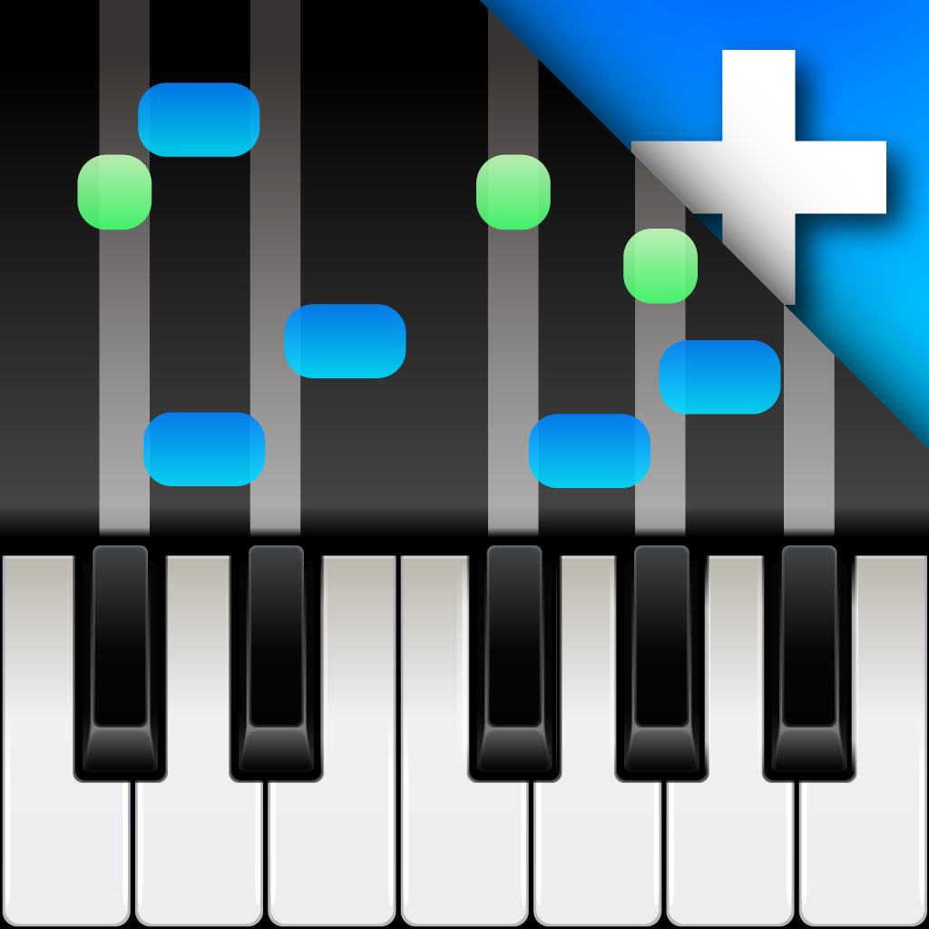 すぐに弾ける!楽しい! FingerPiano Plus