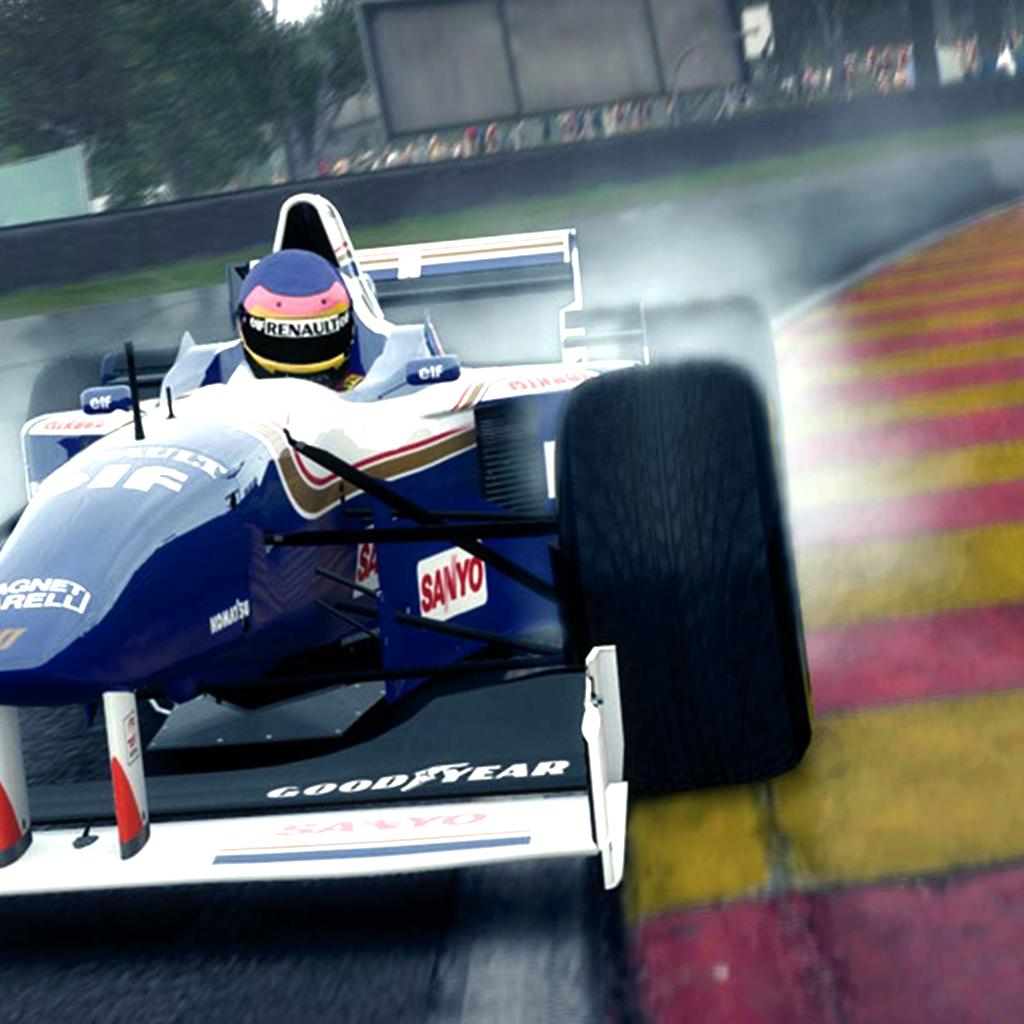 Grang Prix Trackin