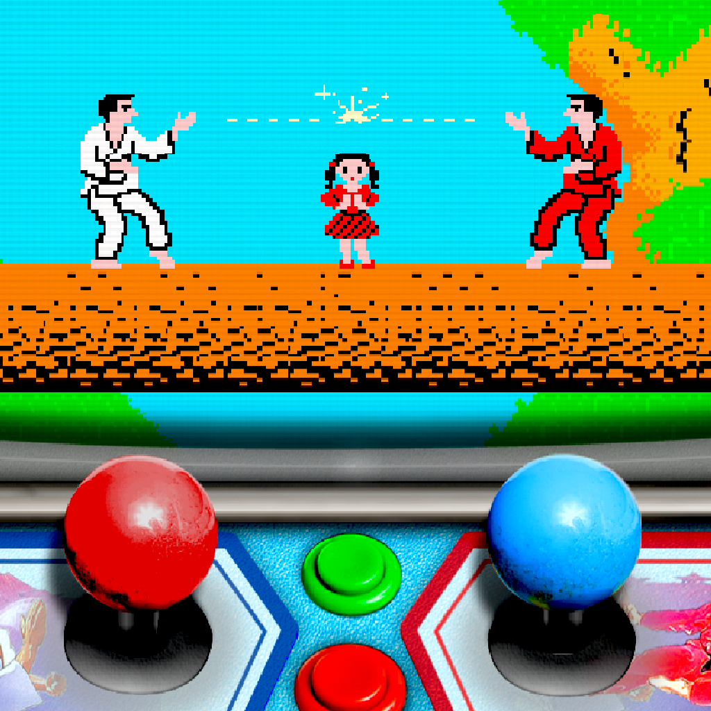 Karate Champ XL iOS